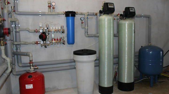 Антифриз для системы отопления загородных домов
