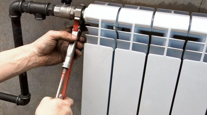 Батарея отопления как правильно подключить своими руками