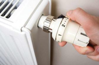 Принцип работы автоматического и механического обратного клапана для радиаторов
