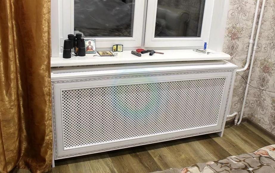 Экран для батареи