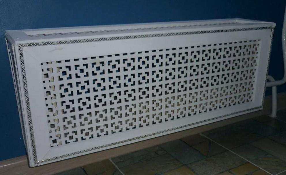 Декорирование радиаторов