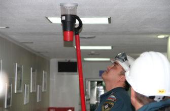 Акт комплексного опробования системы дымоудаления и вентиляции