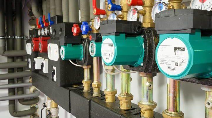 Способы и методы автоматизации систем отопления