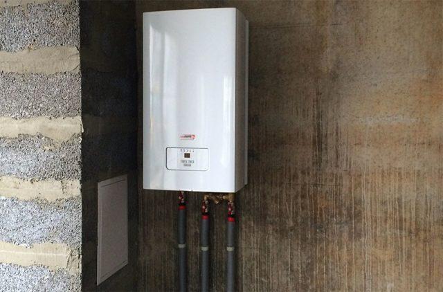Тэновый электрический котел отопления