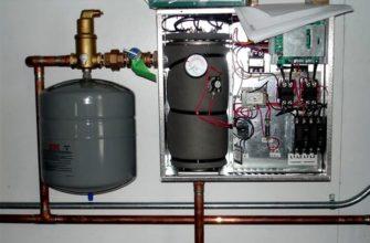 Инверторное отопление частного дома