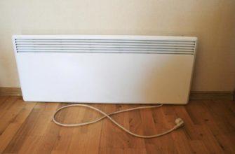 Как выбрать для котеджа электрические конвекторы отопления