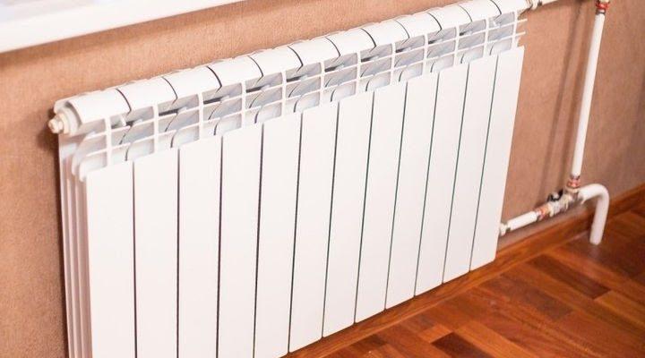 установить алюминиевые радиаторы для отопления дома