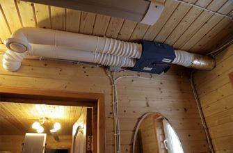 Виды и устройство вентиляции в частном доме