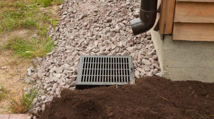Дренаж бетон сп на цементный раствор