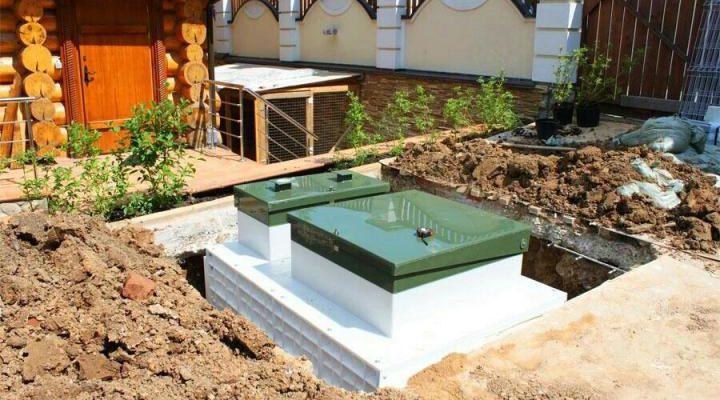 Как быстро и легко выполняется канализация загородного дома