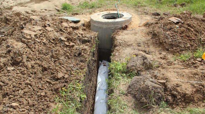 Как проложить канализацию на загородном участке