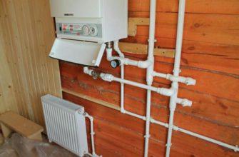 Как смонтировать систему отопления из полипропилена своими руками