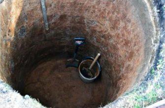 канализационного колодца своими руками для частных участков