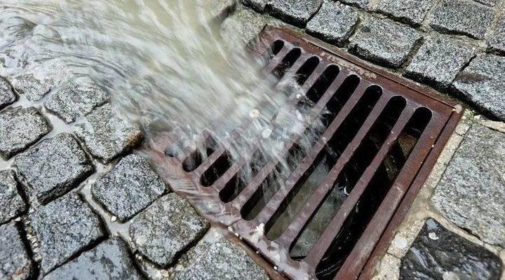 Описание системы и проектирование ливневой канализации