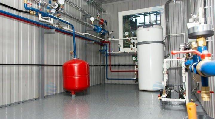 Помещение для установки газового котла
