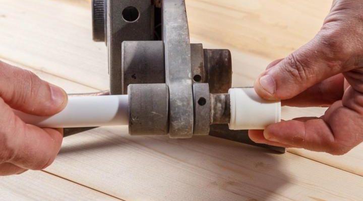 Выбор и технология сварки полипропиленовых труб для водопровода
