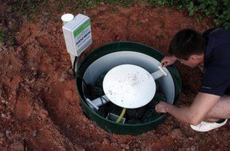 Биоочистительные септики для очистки канализации Астра