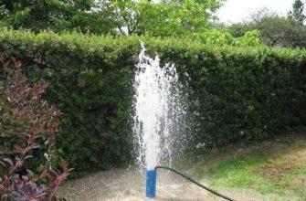 Особенности эксплуатации скважины на воду