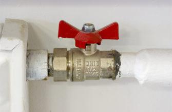 выбор шаровых кранов для горячей воды
